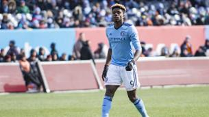NYCFC's Okoli waiting for his chance