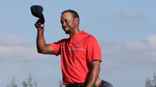Woods returns healthy but finishes 15th