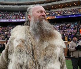 Ragnar No Longer Minnesota Vikings Mascot After Contract Dispute