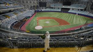 KBO expects baseball games to return in May