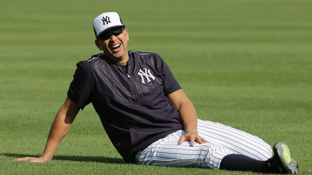 Alex Rodriguez spent 12 memorable seasons with the Yankees and is grateful for his final act in pinstripes.