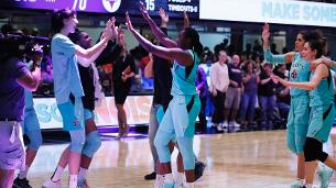Liberty secure No. 1 pick in the 2020 WNBA Draft
