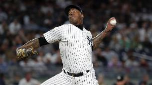 Chapman feels good after return from DL