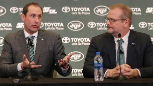 TMKS: Maccagnan on why the Jets hired Gase