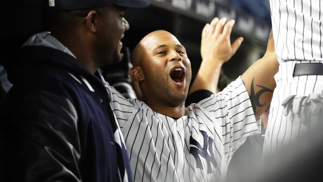 Aaron Hicks has had a phenomenal start to the 2017 season after struggling at the end of 2016. Yankees Magazine examines his success.