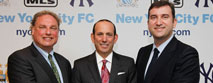 Yanks announce NYC MLS team
