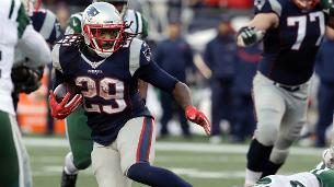 Giants interested in former Patriot Blount