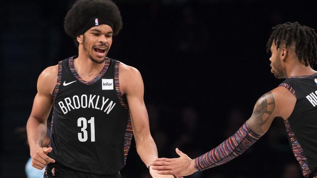 Nets Week of Games: Nov. 26-Dec. 2