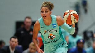 Liberty can't stop Bonner in loss to Mercury