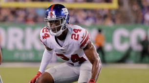 Apple, Vernon miss Giants practice