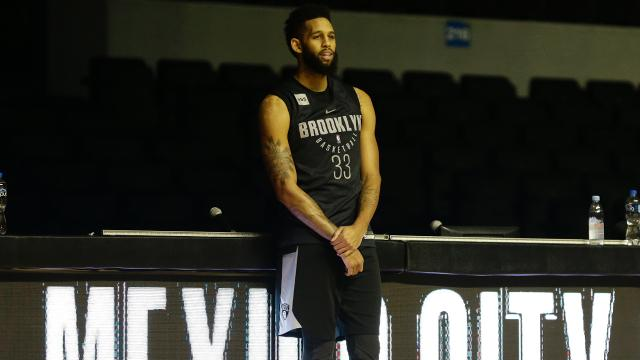 Nets represent Brooklyn, NBA in trip to Mexico City