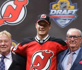 166cf3453 New Jersey Devils draft Pavel Zacha with No. 6 overall pick