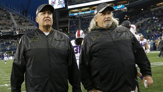 Rex, Rob Ryan accused of assault in police report