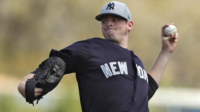 Jordan Montgomery took advantage of his latest chance to impress Yankees brass, allowing just one run in a 3-1 win over Toronto.