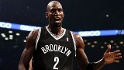 Kevin Garnett with the Nets
