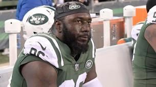 Jets deactivate Wilkerson for Week 15
