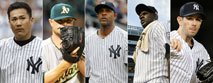 Yankees can build strong rotation