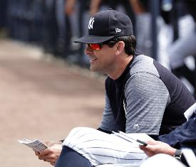 Top half of New York Yankees  batting order lethal in big win over New York  Mets 99c9a144f6d