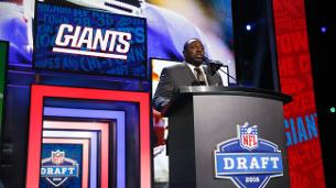 Giants awarded 4th round compensatory draft pick