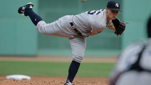 Gray takes the loss in Fenway series finale