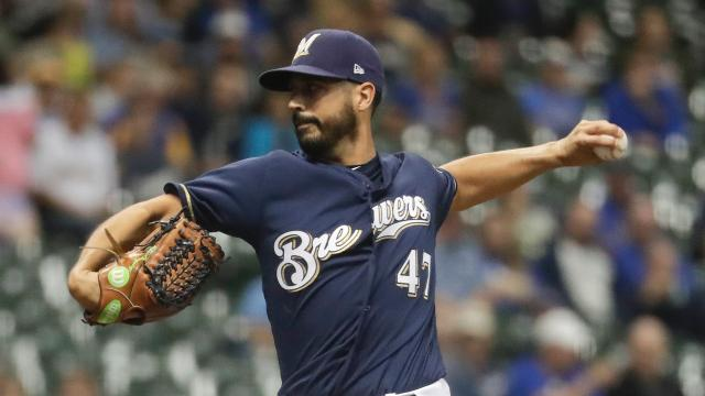 Gonzalez signed a Minor League contract with an invitation to Major League spring training. Gonzalez had a 4.21 ERA last season.