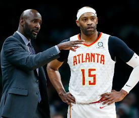 new style 9b15f bde76 Report: Vince Carter to return to Atlanta Hawks for NBA ...