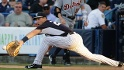 Flores rallies Yanks past Tigers