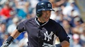 Yankees tie with Rays, 3-3