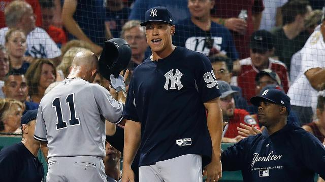 Following the loss to the Rays, Aaron Boone discussed Luis Cessa and gave an update on outfielder Aaron Judge's nagging right wrist injury.