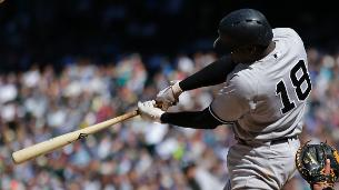Watch: Didi cracks second homer of the game
