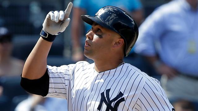 Former Yankees outfielder Carlos Beltran has reportedly signed a one-year contract with the Houston Astros.