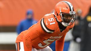 Browns sign linebacker Collins to four-year deal