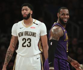 e41399cc3cf Report: Pelicans, Lakers talk Davis after initial silence