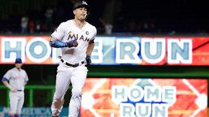 Watch all of Stanton's 59 home runs from 2017