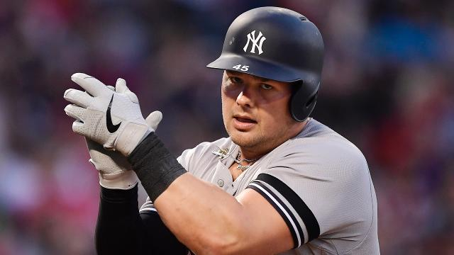 Luke Voit A Beacon Of Stability For 2019 Yankees