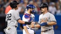Blue Jays get best of Yankees in Toronto