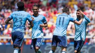 New York City FC wins Derby Day matchup