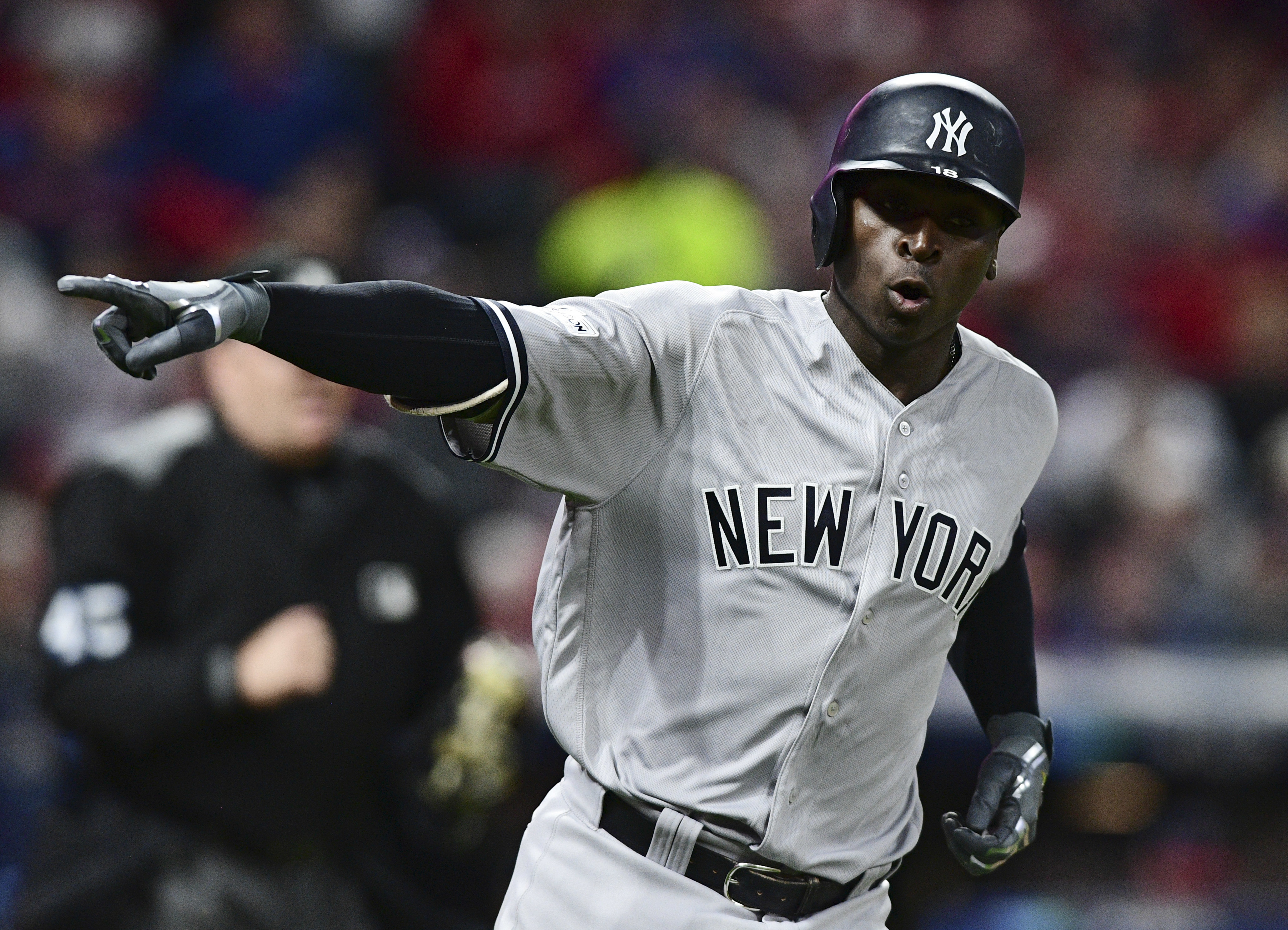 c5b02aa7 How ALDS Game 5 completed Didi's evolution into the heart and soul of the  young Yankees