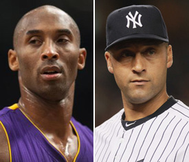 In injury, the iconic careers of Derek Jeter and Kobe Bryant ...