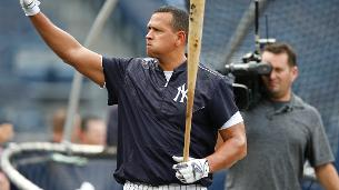 A-Rod begins role as minor league instructor