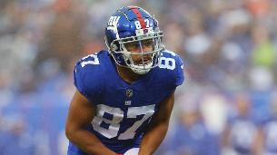 Giants WR Shepard expected to play Sunday