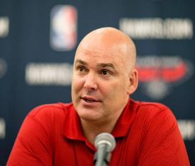 High Quality Danny Ferry Joins New Orleans Pelicans Front Office As Adviser To The  General Manager