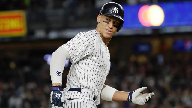 Recap Yankees Take Game 1 Against Twins Yes Network Mobile