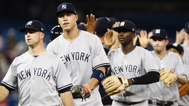 Yankees Week of Games: Aug. 7-13