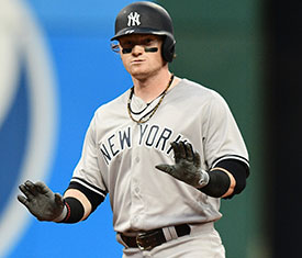 Clint Frazier reflects on his journey to the Majors