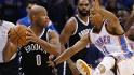 Nets topple Thunder for road win