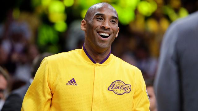 Five-time NBA champion and 18-time All-Star Kobe Bryant died on Sunday at the age of 41 in a helicopter crash in Southern California.