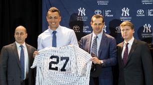 Shrewd moves have aided Yankees' goals
