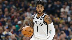 Russell adapting to role with Nets