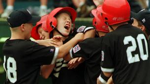 LLWS shaped Frazier's career